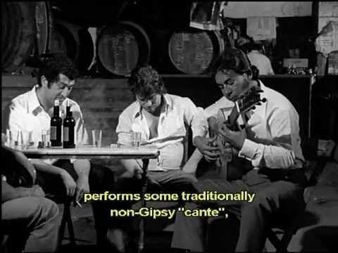 Cante flamenco gitano _ Rito y Geografïa del cante Flamenco _ English su...