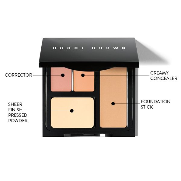 Face Touch-Up Palette-- Bobbi Brown Cosmetics