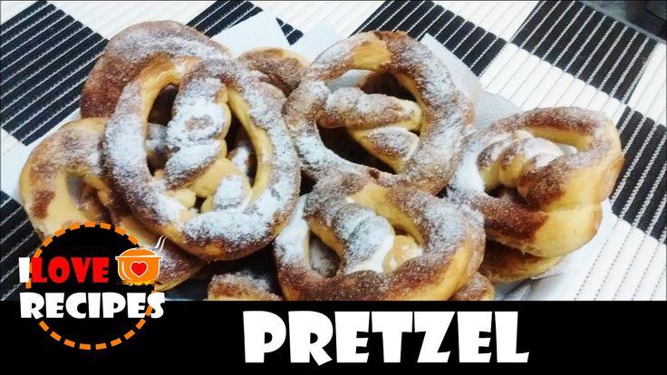 Receita de Pretzel Doce - Ilove Recipes #9