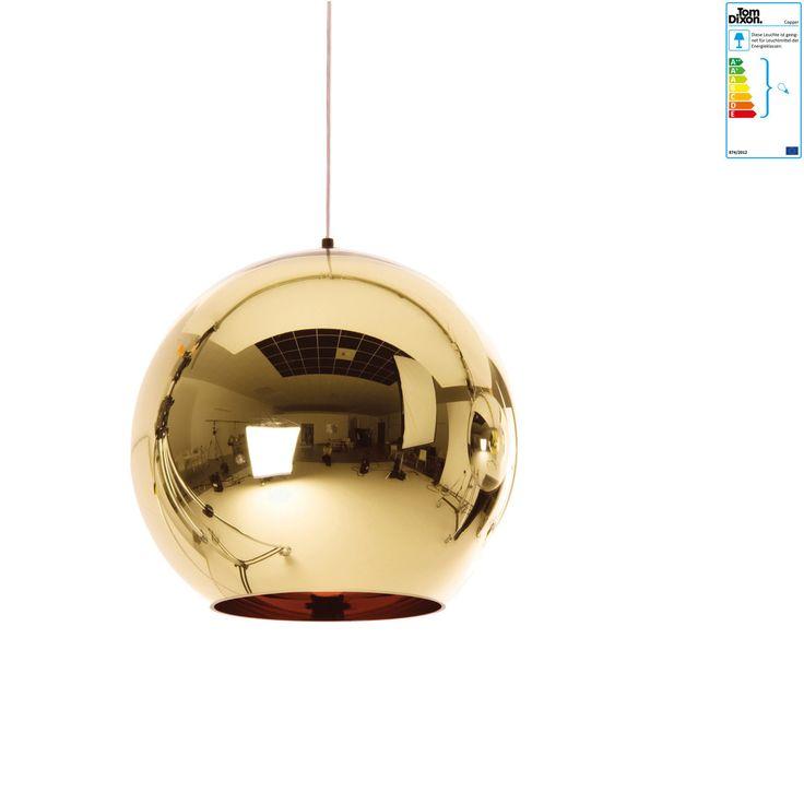 Tom Dixon - Bronze Copper Pendelleuchte Ø 45 cm, Bronze / Kupfer Jetzt bestellen unter: https://moebel.ladendirekt.de/lampen/deckenleuchten/pendelleuchten/?uid=11ad320d-4da1-5582-82d9-62edd6b3ed2a&utm_source=pinterest&utm_medium=pin&utm_campaign=boards #deckenleuchten #dixon #hängeleuchte #pendelleuchten #tom #shop #lampen #pendelleuchte #design #leuchte