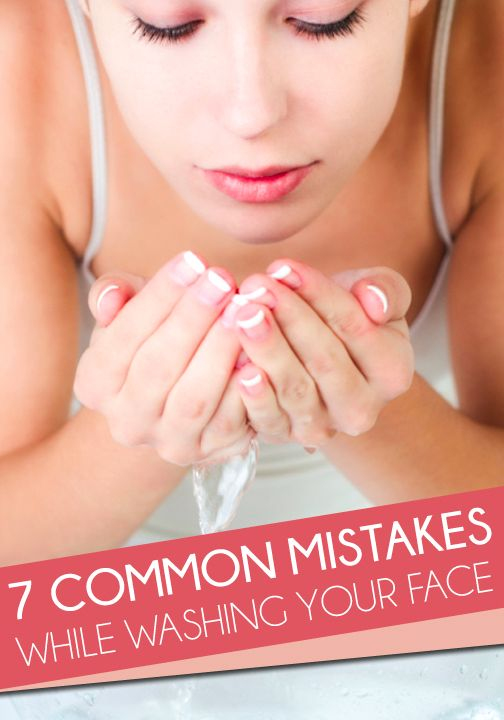 Skin care is essential – make sure you're not making these common face washing mistake!