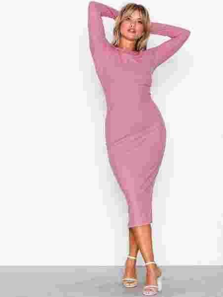 329ae1536218 LS Rib Midi Dress | Wishlist! | Dresses, Dresses online och Fashion