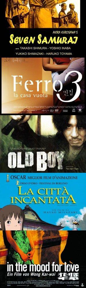 Cinque film asiatici da vedere assolutamente