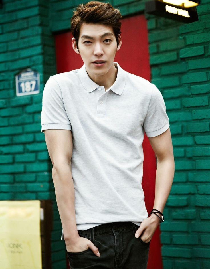Kim Woo Bin - Giordano (2014)