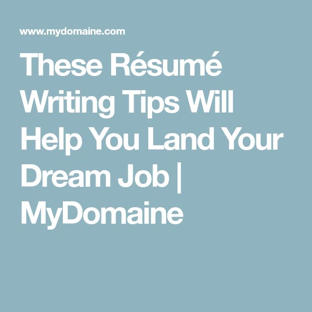 The 25+ best Resume writing ideas on Pinterest Resume writing - resume writing tips