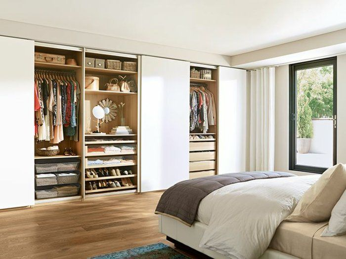 les 25 meilleures id es concernant porte placard. Black Bedroom Furniture Sets. Home Design Ideas