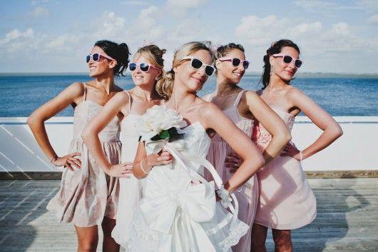 FunkyWedding Parties, Photos Ideas, Photo Ideas, Bridesmaid Photos, Wedding Photos, Traditional Wedding, Bridal Parties, Wedding Pictures, Sunglasses