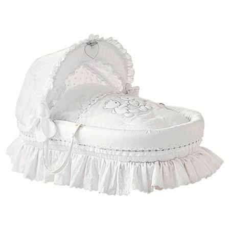 Колыбель Italbaby Principini  — 16080р. ------------------------ Корзина переноска  каркас из ивовой лозы  прочного и долговечного материала; продукт сертифицирован и соответствует европейским стандартам качества; комплектация: люлька, одеяло с наполнителем из фиброволокна, подушка, матрас, декоративная кружевная отделка; для малыша от нуля до одного года; складной верх; устанавливается на деревянную подставку, которая приобретается отдельно; удобные текстильные ручки для переноски…
