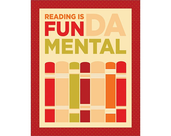 reading books is fundamental