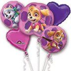 "Free Shipping on orders over $35. Buy PAW Patrol Pink 9"" Square Plate, 8 Count, Party Supplies at Walmart.com"