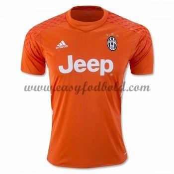 Fodboldtrøjer Series A Juventus 2016-17 Målmand Hjemmetrøje