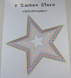 Wir haben ein Ultimatives Stern Schnittmuster in 16 Größen erstellt. Das ewige skalieren ist somit Geschichte. Zusätzlich erhältst du noch 8 geniale Tipps wie auch du eine perfekte Sternapplikation nähen kannst.