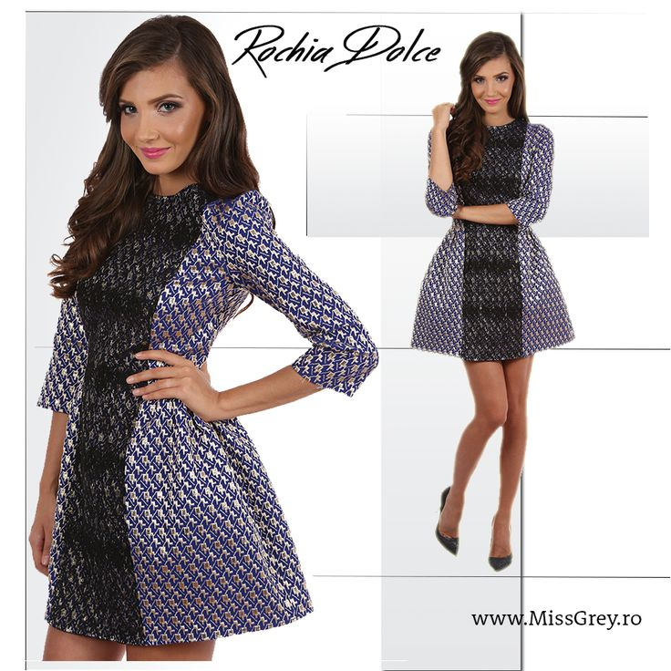Be young and chic! https://missgrey.ro/ro/home/rochie-dolce-albastra/174?utm_campaign=t1&utm_medium=regular_post&utm_source=pinterest_produs