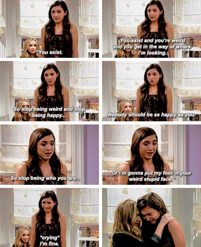 I've been bullied my whole life so this episode made my cry and it really hit home. Thank you Michael Jacobs and the cast for this episode and everything it means to so many people