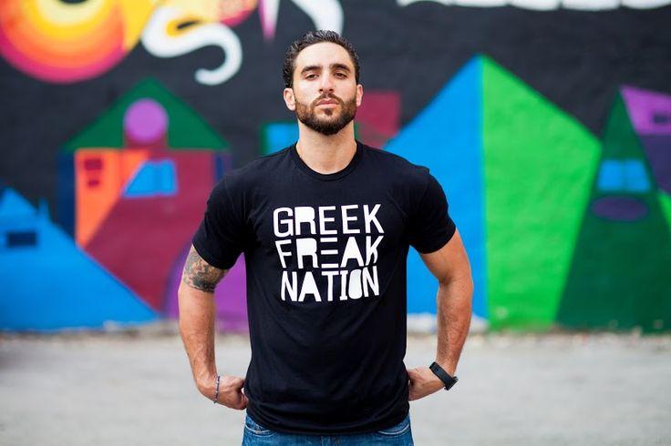 Greek Freak Nation Apparel