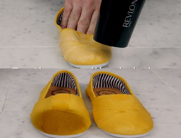 Comment rendre vos chaussures imperméables en deux étapes très simples