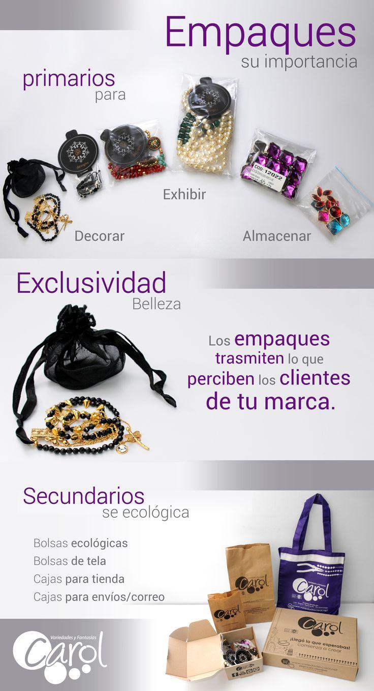 #hechoamano #accesorios #moda #variedadescarol #bisutería #empaques
