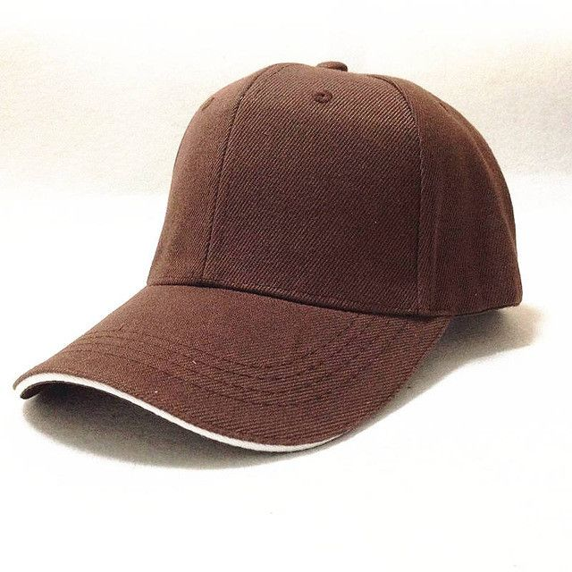 Working Caps Solid Baseball Cap Wholesale Trucker Snapback Hat Fitted Cheap Cap Classic Sunscreen Golf Hats For Lady Men