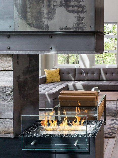KuDa Photography Modern Contemporary Living Room Design