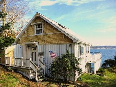 east boothbay maine images | East Boothbay cottage rental - Quintessential Maine cottage.