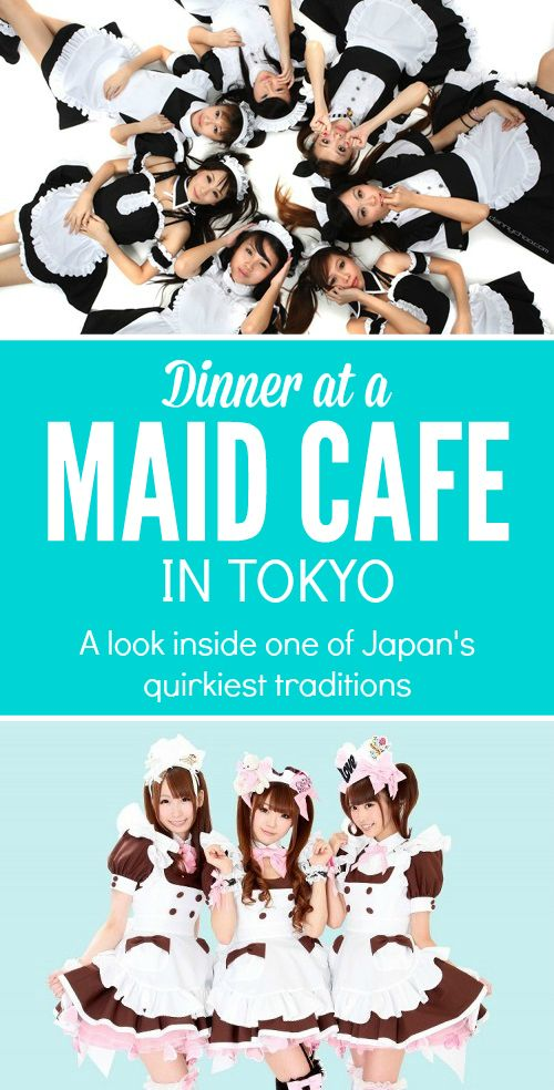 Every been to a maid cafe? Take a closer look at one of Japan's many bizarre cultural quirks - a peek inside a Maidreamin Maid Cafe in Akihabara, Tokyo.