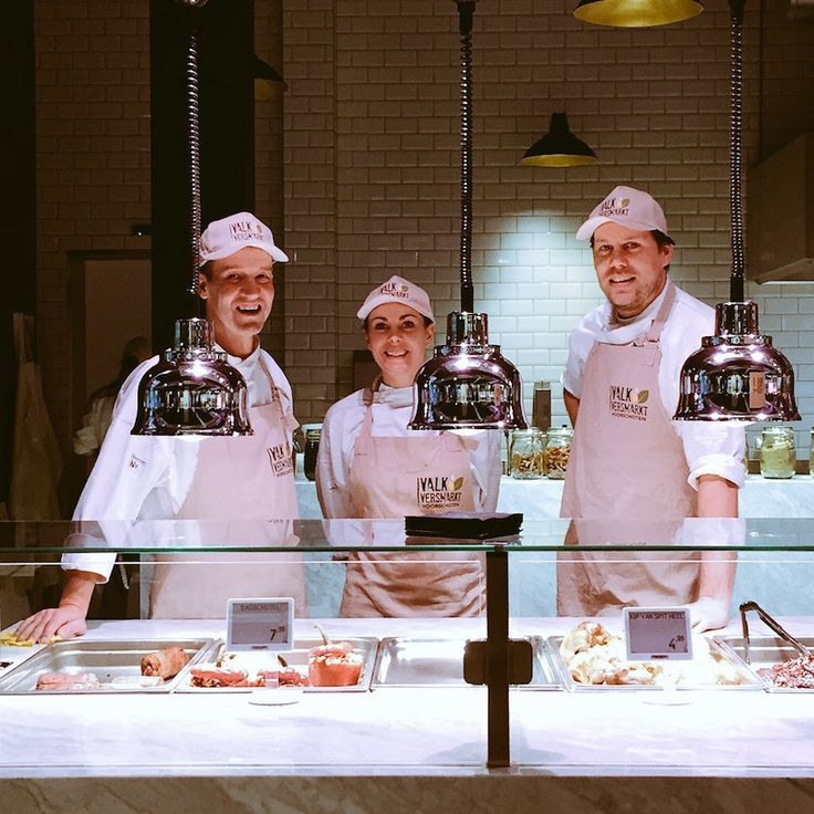Valk Versmarkt Voorschoten | Francesca Kookt