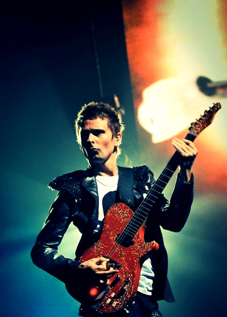 matthew bellamy range place