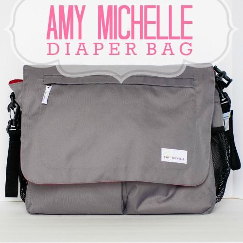 Daily Mom » Amy Michelle: Casual Cool Diaper Bags