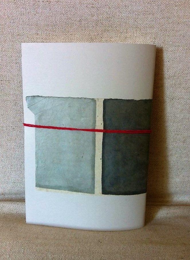 Quaderno Drama - Notebook - Handmade