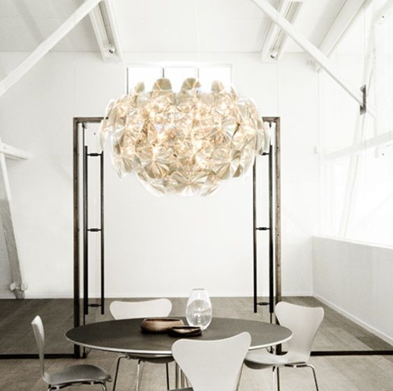 Luceplan hanglamp Hope D66/42 door Paolo Rizzatto   Designlinq