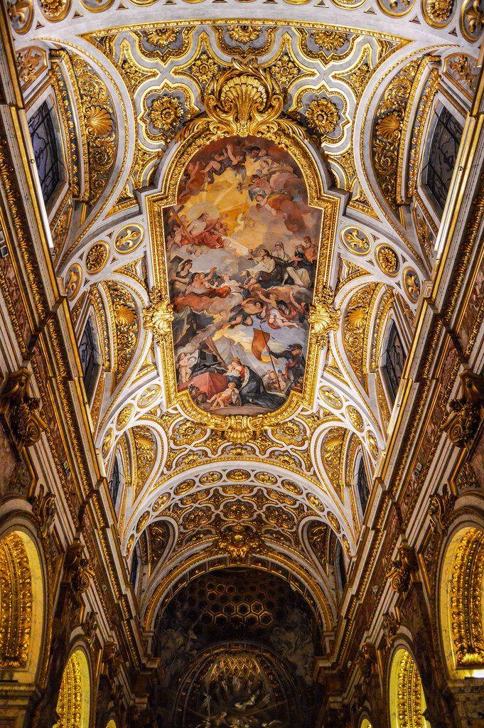 Iglesia de San Luis de los Franceses (Roma - Italy)