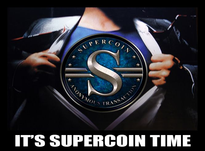 Supercoin - 1st true peer-to-peer decentralized trustless anonymous wallet using multisig technologies.  #supercoin #altcoin #cryptocurrency #cryptos
