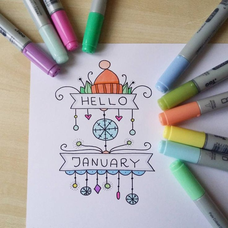 Day 110/365 #drawing #doodle #doodling #january #hellojanuary #markers #copic #inspiration #art #instaart #рисунок #творчество #январь #дудлинг #маркеры #приветянварь
