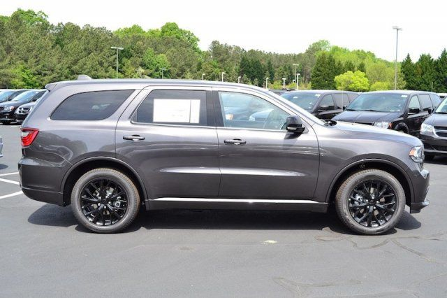 2016 Dodge Durango 2WD 4dr Limited