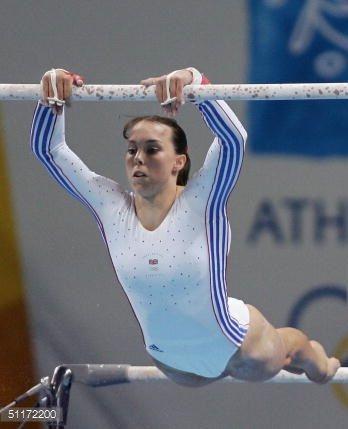 2004 Athens Olympics: Team Qualification - Great Britain (Beth Tweddle)