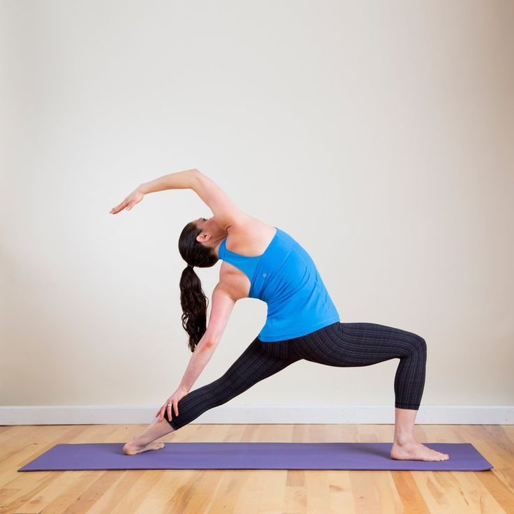 9 Yoga Poses to Help You Achieve Strong and Toned Inner Thighs - Women's Running