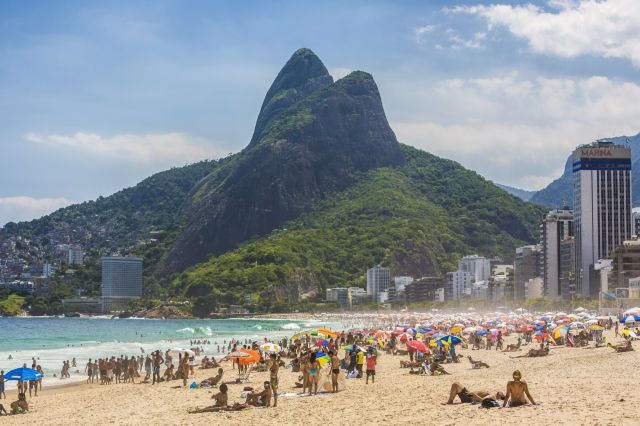 (Stuart Dee via Getty Images) City Breaks That Are Better In Winter Than Summer: Rio de Janeiro- To see it at its best you'll want to wait until the temperatures start to drop here in the UK as the colder it gets here, the hotter it is in Brazil. As our winter begins, Rio comes alive, with people flocking to the gorgeous beaches of Copacabana and Ipanema, while the bars and cafes Botafogo and Lapa become packed and create a wonderful, lively atmosphere in the city. Summer in Rio is all…