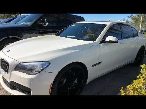 2013 BMW 7 Series 750i in Orlando FL 32810