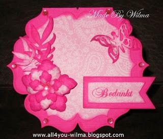 Look for the used products at: http://all4you-wilma.blogspot.nl/2013/12/thanx.html