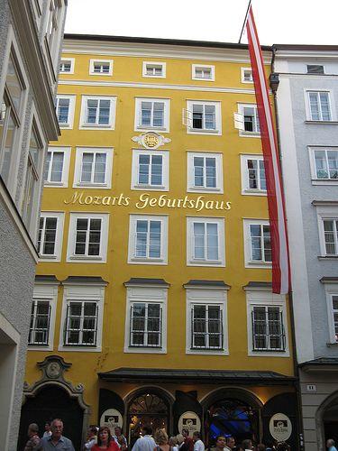 Mozart y Salzburgo, dos nombres indivisibles « Blog de Viajes