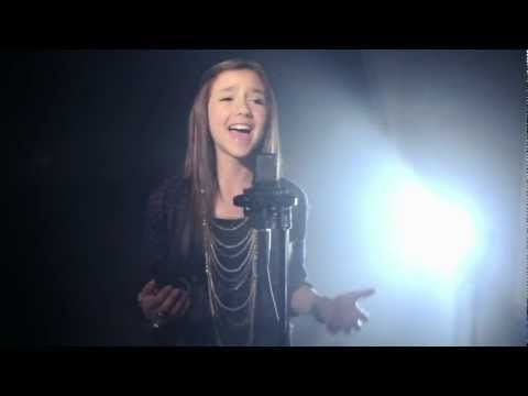 "Maddi Jane covers Taylor Swift's ""If This Was a Movie."" She is so young and so fantastic."