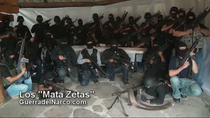 "1. Los Zetas are ex-militaryThe foundation of what the United States has called ""the most technologically advanced, sophisticated and dangerous cartel operating in Mexico,"" goes back to the Matamoros and Tamulipas-based Gulf Cartel. The group is comprised largely of former elite Mexican military and initially began as hit men for the Gulf Cartel according to CNN. Photo: - / AFP"