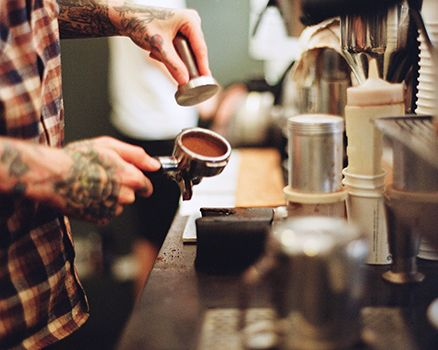 Explore Edmonton's best independent cafes and coffee shops.