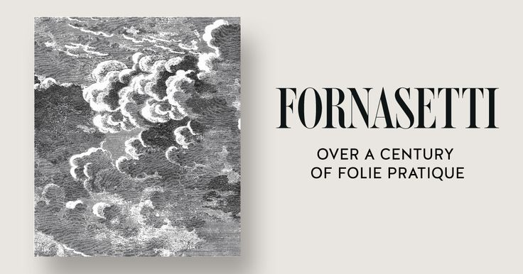 Wallpaper Nuvolette by Fornasetti.