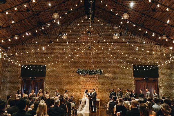 wedding ceremony ideas - photo by Mackensey Alexander Photography http://ruffledblog.com/modern-downtown-savannah-wedding
