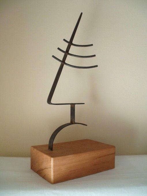 tejo. 红豆杉树.    manolo lafora.  #art  #sculpture