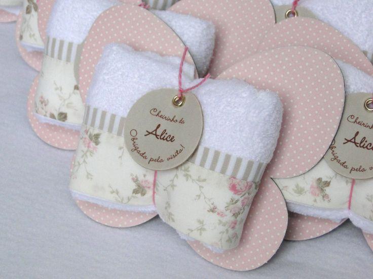 lembranca maternidade toalhinha - Pesquisa Google