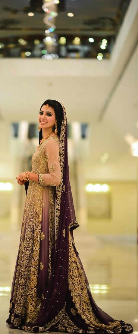New #PakistaniweddingDresses Designs for Girls