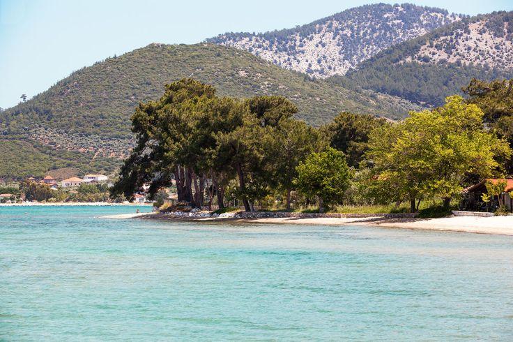 Skala Rachoni on Kreikkaa elämästä nautiskelijoille. #Thassos #Kreikka #Greece #travel #beach #matka #loma #tjäreborg #letsgo #parhaatviikot