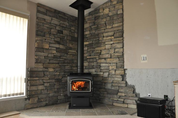 Tile Behind Wood Stoves Loving The Wood Stove Page 2